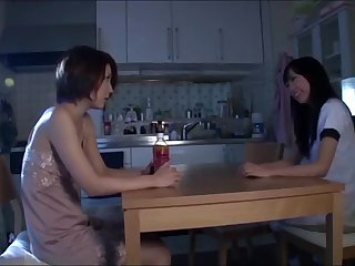 Hot Asian Schoolgirl Seduces Helpless..