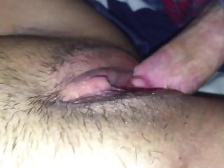 Close-up pussy fuck
