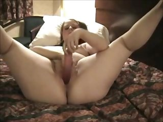 Nympho Fat Chubby Teen cumming at her..