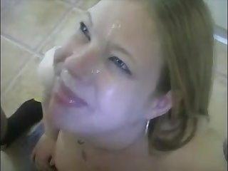 Slutface blast! - POV
