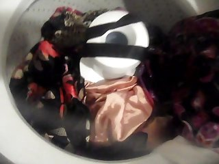Washing not sisters dresses part 1