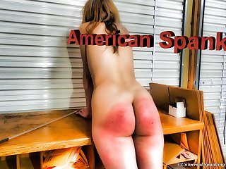 American Spankers (Real and Hard..