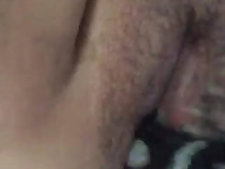 Masturbating with a brush for my boyfriend
