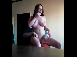Compilation of a very hot amateur short..