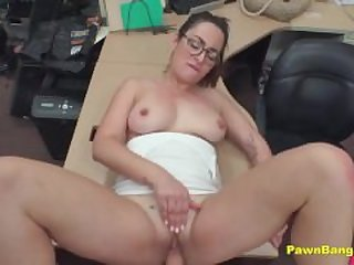 American Cock Bangs Big Titty French Slut