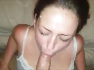 Teen Cutie Gets Blasted in the Face With..