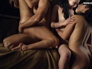 Ellen Hollman - Explicit Group Sex,..