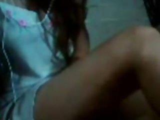Indonesian Girl Cam Show Horny