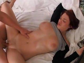 Hot Redhead Sneaky Fuck